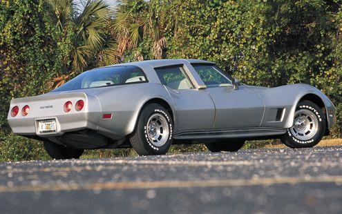 1978 4 door Corvette America