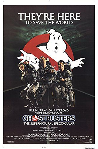 Best  Ghostbusters Poster Ideas On   Classic S