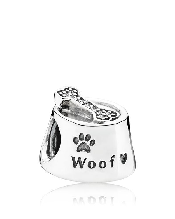 Add a whimsical element to your treasured bracelet with Pandora's pet-friendly…