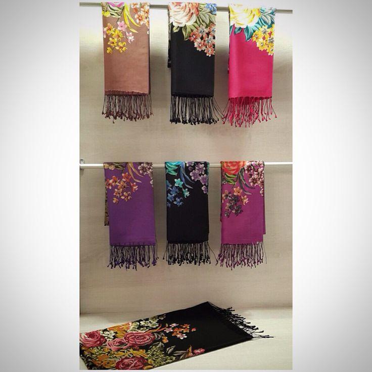 #ipekevi #scarf #ipekevidesenli