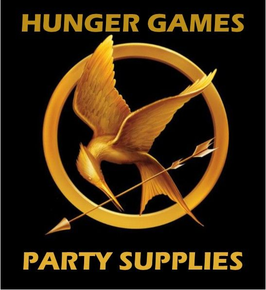 Printables Hunger Games Party Supplies
