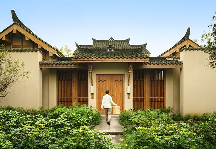 In villa dining service, Six Senses Qing Cheng Mountain, China http://www.sixsenses.com/resorts/qing-cheng-mountain/dining