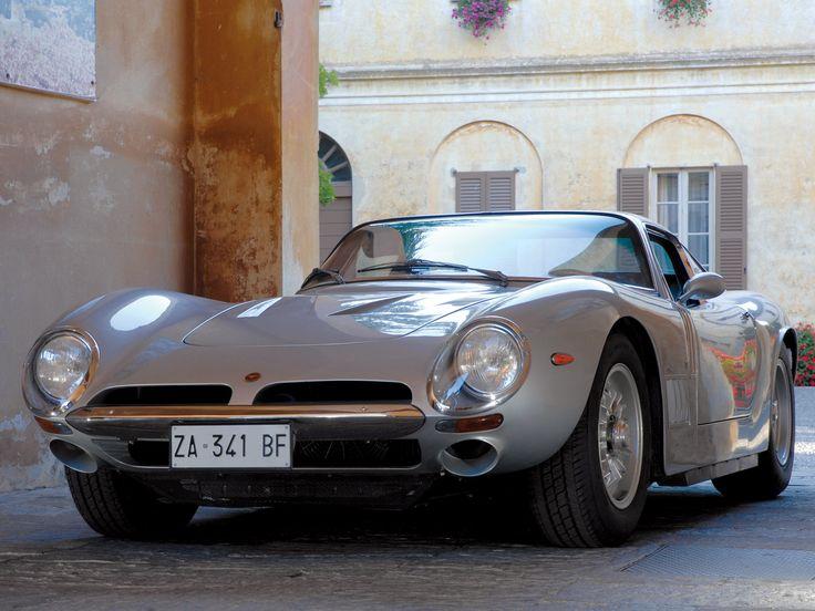 Bizzarrini 5300 GT Strada: Strada 1965 68, Classic Cars, Automobile