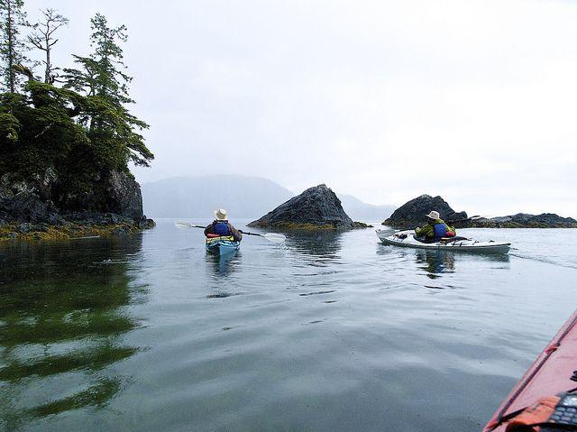 Haida Gwaii - off the coast of BC - take me there!