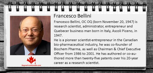 #ScientistFact #fact #scientists #francesco   #bellini Via DegreeFromCanada