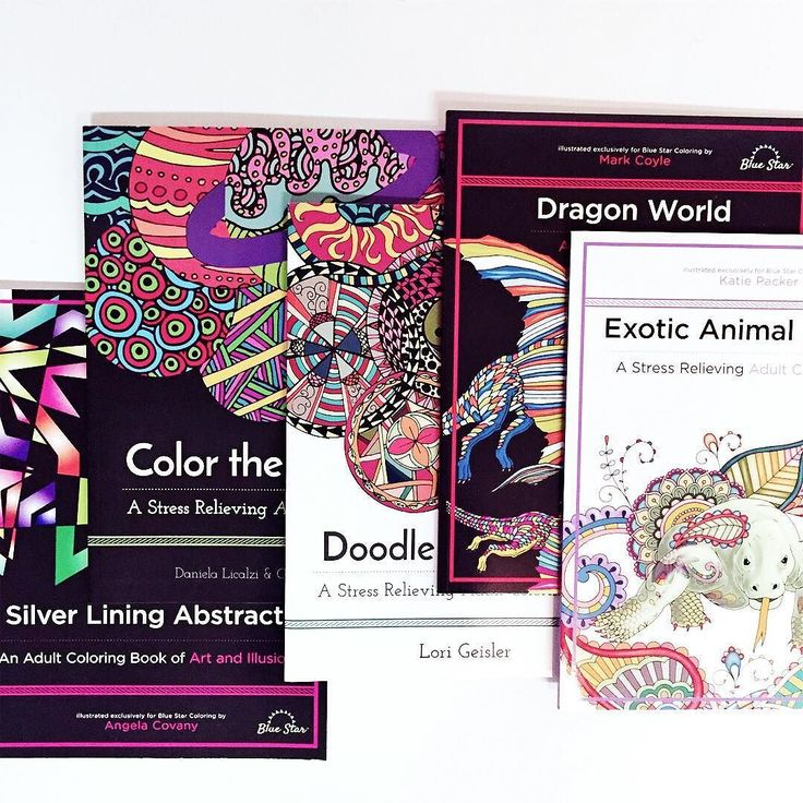 Silver Lining Abstracts Color The Cosmos Doodle Emporium Dragon World