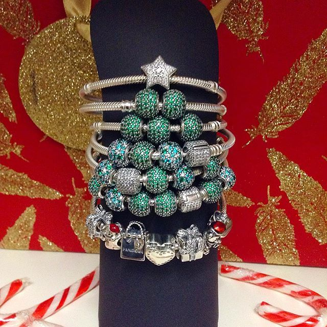 360 Best Pandora Christmas Images On Pinterest Pandora Jewelry  - Christmas Tree Charms