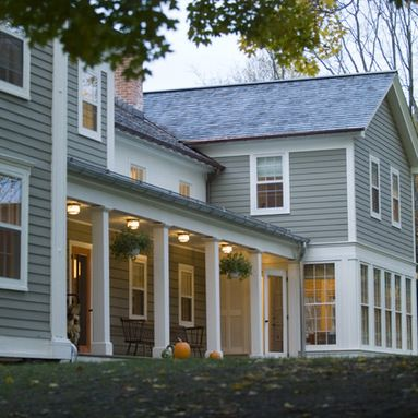Farmhouse Exterior Design Ideas Pictures Remodel And Decor Main St Pinterest Exterior