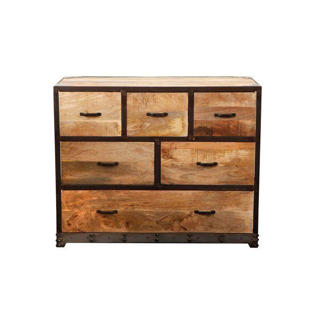 Oltre 1000 idee su meuble bois massif su pinterest for Teindre un meuble deja teint