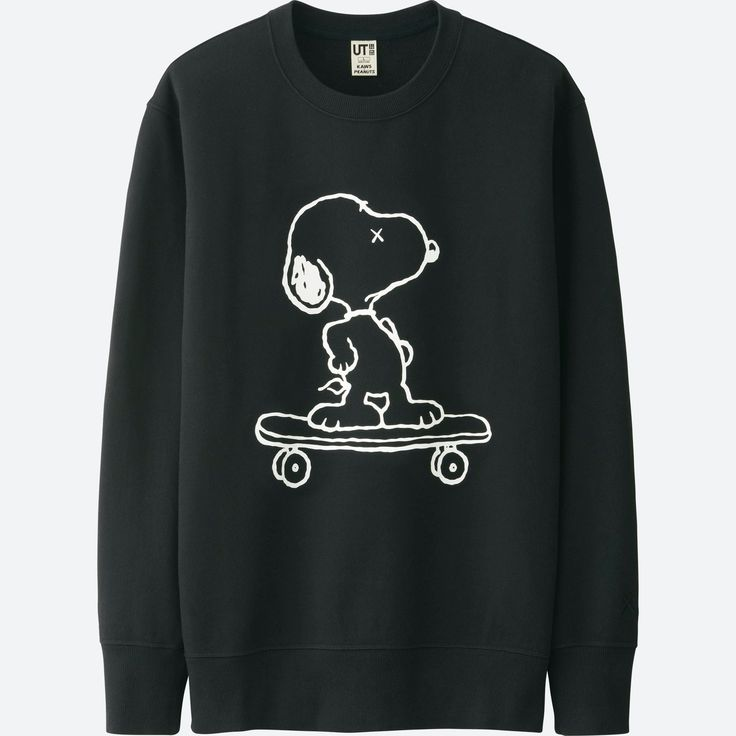 Uniqlo KAWS x Peanuts new collection in late November 2017