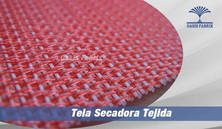 Telas Secadoras Tejidas para Fabricación de Papel. Telas y Fieltros Para Máquinas De Papel.