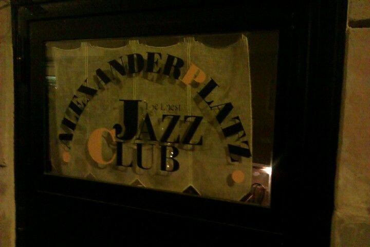 Alexanderplatz Jazz Club nel Roma, Lazio