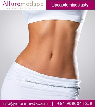 Lipoabdominoplasty is fairly new method in cosmetic world, and it's a part of tummy tuck technique where combination of liposuction along with mini tummy tuck is used to deal with excess fat and loose skin from the abdominal.
