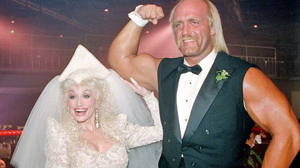 Country Music Lyrics - Quotes - Songs Dolly parton - Dolly Parton Writes A Love Song For Hulk Hogan (Funny!) (WATCH) - Youtube Music Videos http://countryrebel.com/blogs/videos/18400195-dolly-parton-writes-a-love-song-for-hulk-hogan-funny-watch