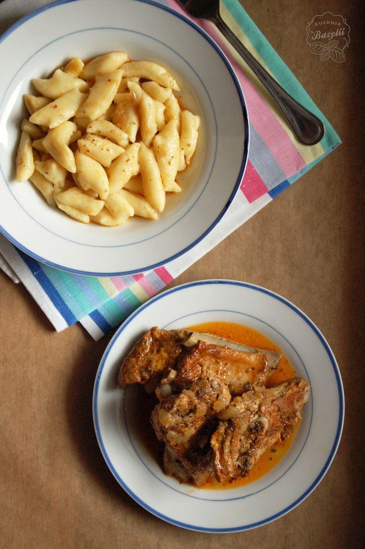 Kuchnia Bazylii: Kopytka