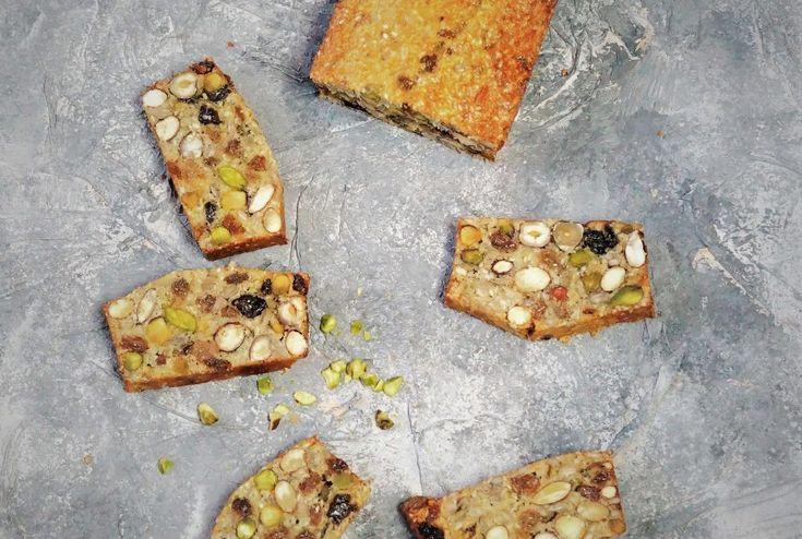 Notenbrood recept