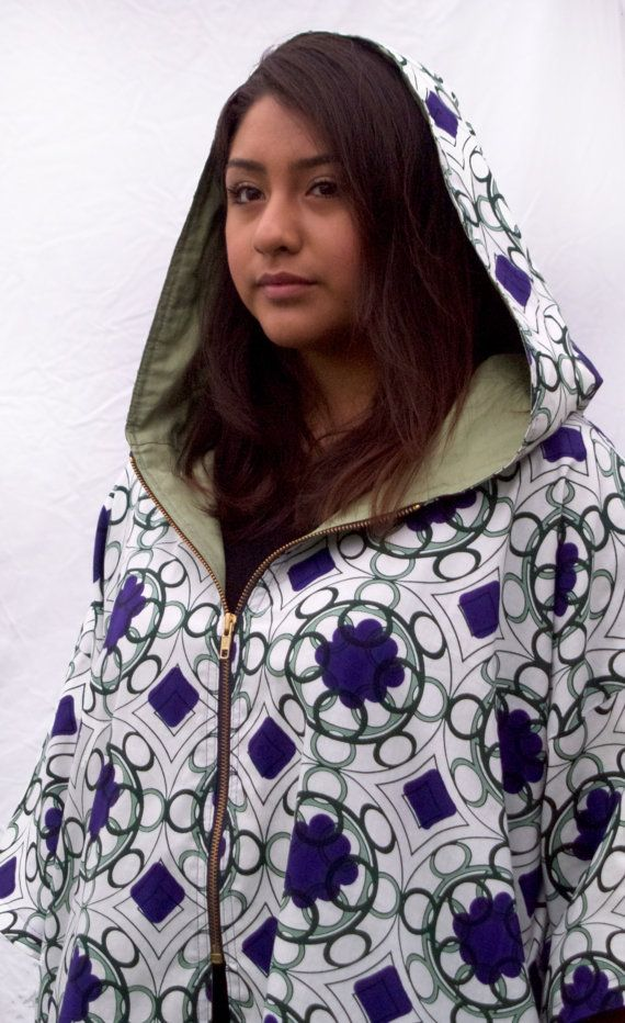 PRICE REDUCED by 15%  Parka Style Jacket in by REasonIreland