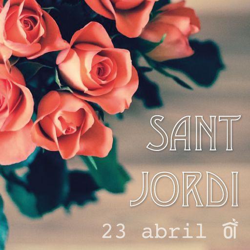 Día de #SantJordi