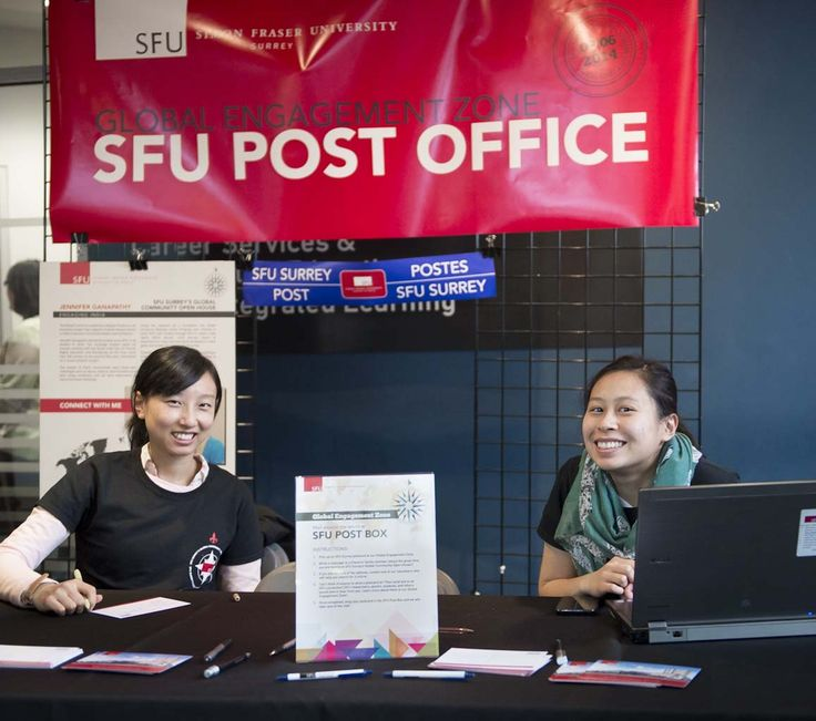 SFU Surrey's Global Community Open House 2014