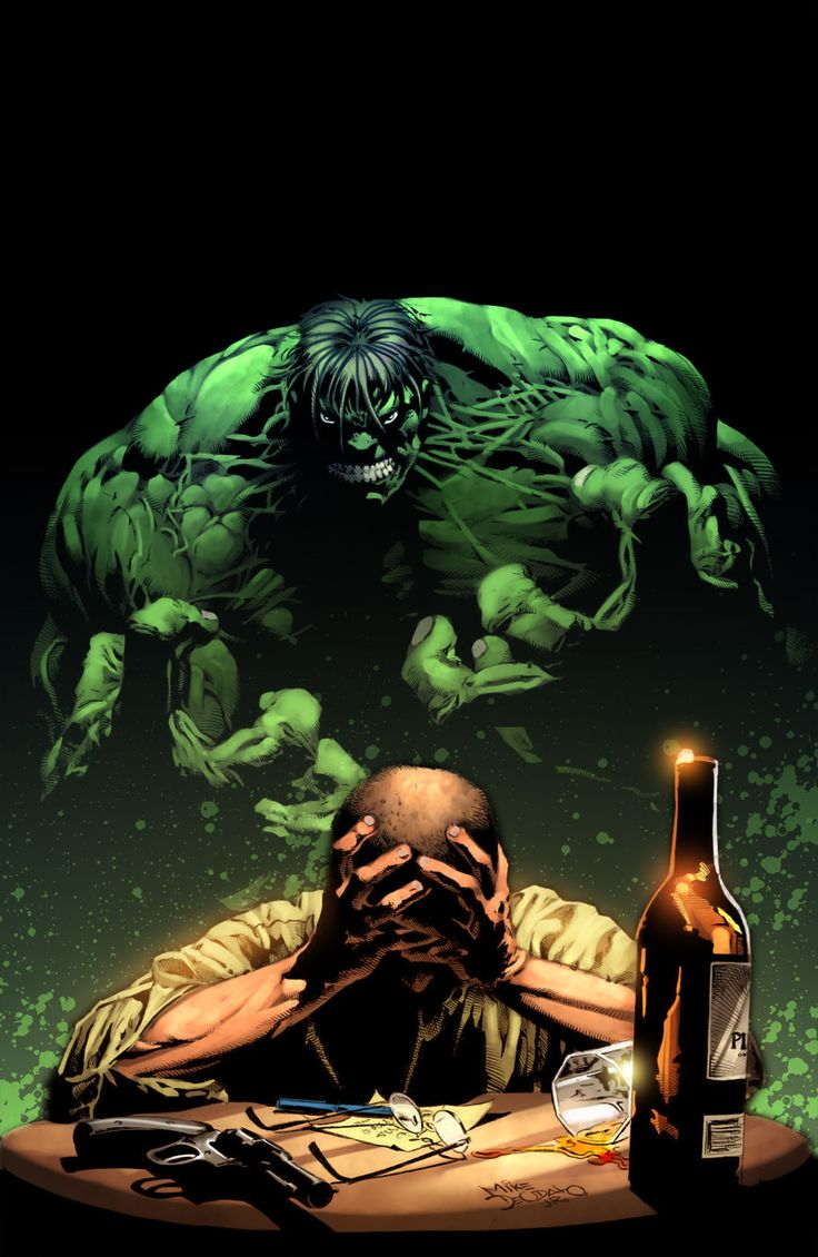 HULK :  Comic Book Artist: Mike Deodato Jr. | Abduzeedo | Graphic Design Inspiration and Photoshop Tutorials