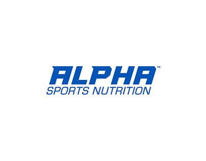 Product Labels / Packaging for Alpha Sports Nutrition Supplement brand South Africa. http://be.net/gallery/46865157/Alpha-Sports-Product-Labels #mattreid #logo #packaging #design #supplement