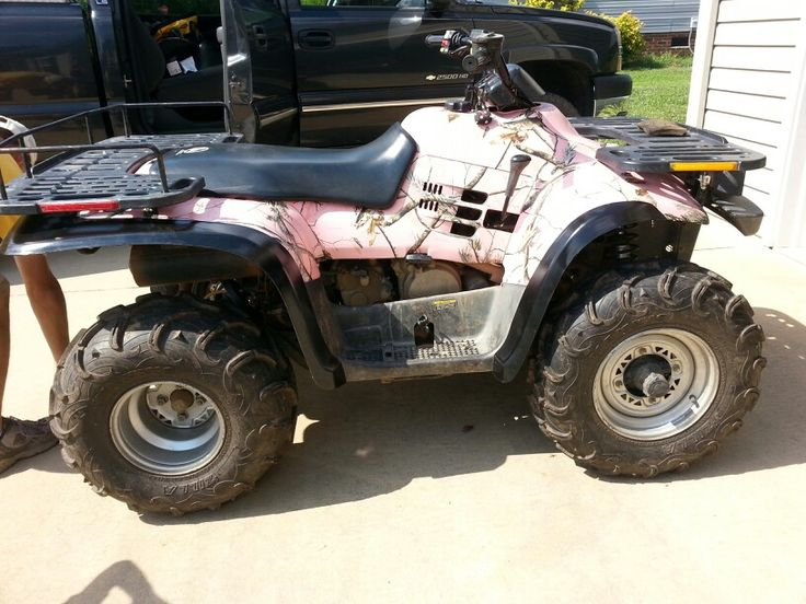how to make 4 wheeler plastic look new