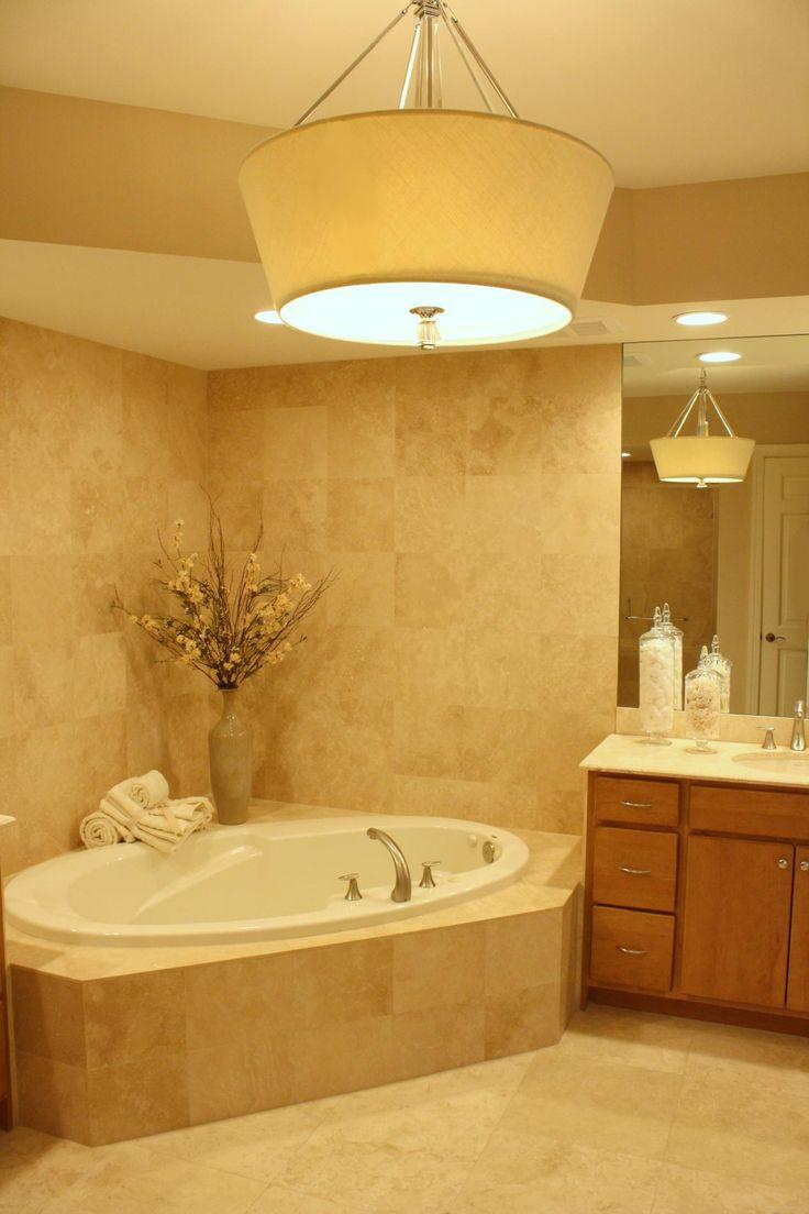 41 best Corner tub ideas images on Pinterest | Bathroom, Bathroom ...