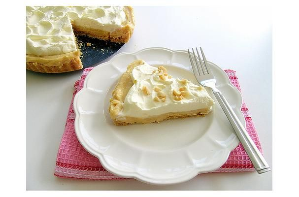 Amish Peanut Butter Pie recipe. I make my own whipped cream. Be sure to use crunchy peanut butter!