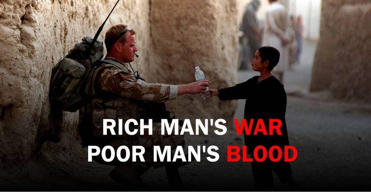5 reasons why Civilians say no to War