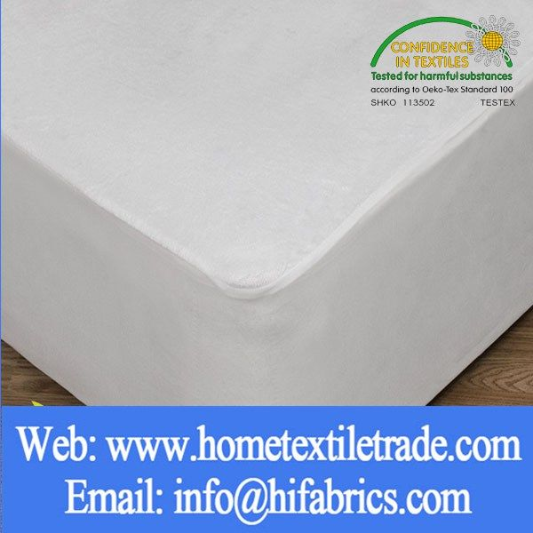 White Waterproof Hospital Bed Mattress Protector,Anti-bug Hotel Bed Bug Mattress Cover in United States     https://www.hometextiletrade.com/us/white-waterproof-hospital-bed-mattress-protectoranti-bug-hotel-bed-bug-mattress-cover-in-united-states.html