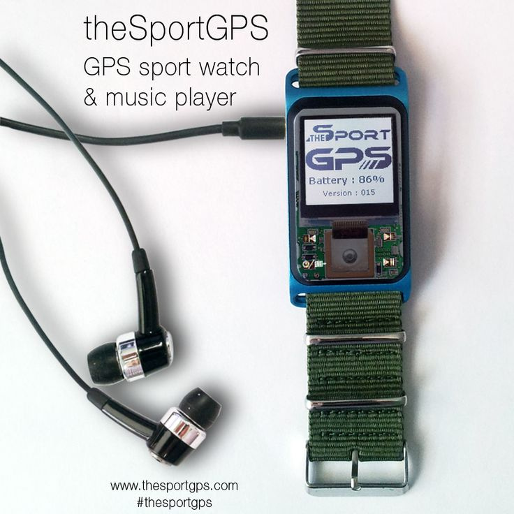 theSportGPS GPS sport watch & MP3 player inside view #thesportgps #sport #watch #runner #bike #run #fashion #gadget #new #MP3 #music #player