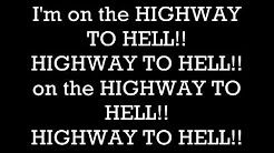 ac dc highway to hell - YouTube