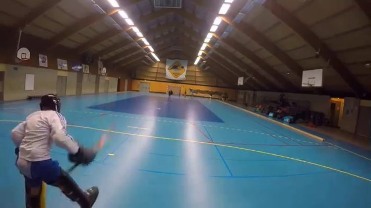 Entrainement de Hockey Indoor +Entrainement Gardien