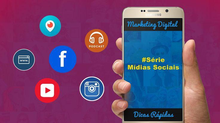 Série de Dicas para Marketing nas Mídias Sociais