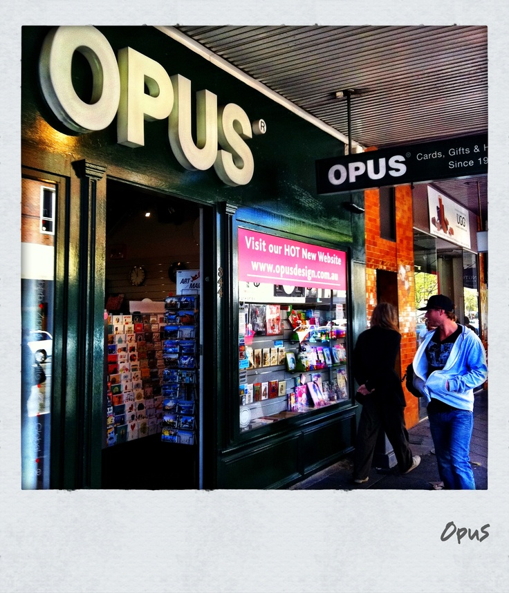 Opus On Oxford St