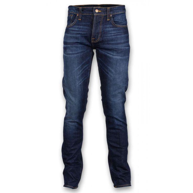 Nudie Jeans Herren Grim Tim Herren Jeans/Bild1