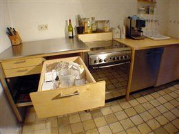 Modern keukenontwerp, keukenarchitectuur écht op maat | Nieuw Eken Ontwerp