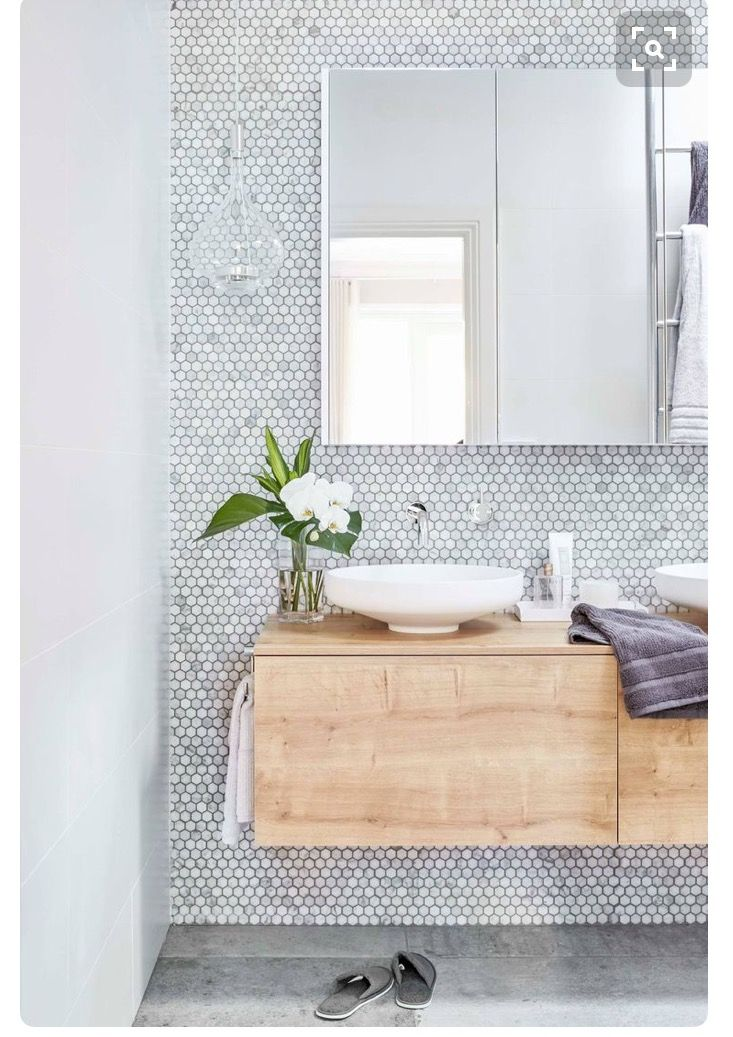 Hire a Thumbtack pro to make this bathroom yours: http://thumb.tk/2poLnH8 Tap the link now to see where the world's leading interior designers purchase their beautifully crafted, hand picked kitchen, bath and bar and prep faucets to outfit their unique designs.
