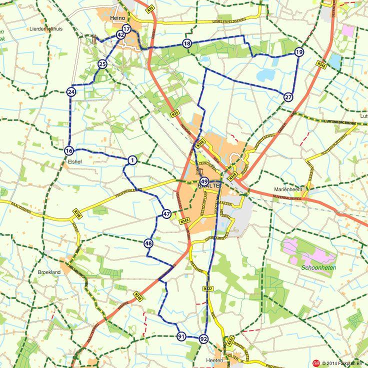 Fietsroute: Asperges proeven in Salland  (http://www.route.nl/fietsroutes/143430/Asperges-proeven-in-Salland/)