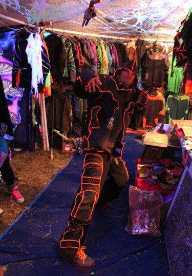 psy dance festival gears