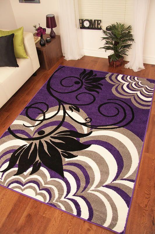 New Montego Modern Design Mats Small Medium Large XL Thick Soft Cheap Floor Rugs