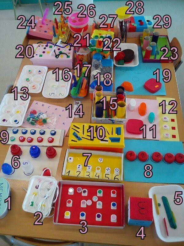 Estrategias de atividades para educação infantil