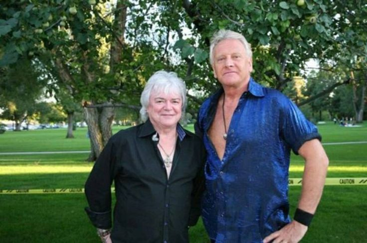 Air Supply----Russell Hitchcock and Graham Russell