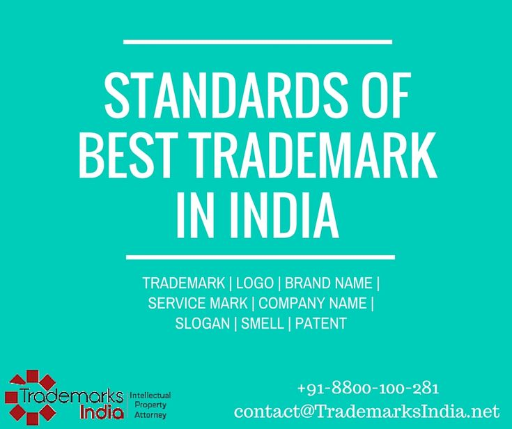 #Trademark_Registration #IPR Have you ever think What Standards you have to follow while going for Trademark Registration in India. We bring a short guide for you to understand it, Read Here: -  http://trademark-registration-north-india.weebly.com/ipr-trademark-blogs/standards-of-best-trademark-in-india