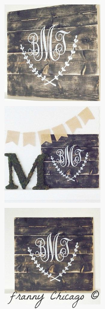 The perfect rustic nursery decor!! OLD WOOD SIGN  Reclaimed Wood SIgn Vintage Wood by FrannyChicago, $69.99 #oldwoodsign #rusticnursery #rusticnurserysign #farmhousedecor #farmhouse #rusticwedding #rusticfarmhousedecor