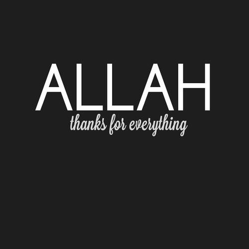 Thank You Allah For Everything Quotes: 557 Best Images About ️Islam ️ On Pinterest