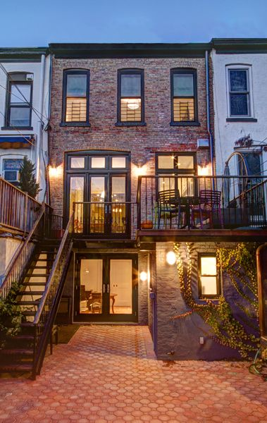 Park Slope Brownstone « Ben Herzog Architect, PC