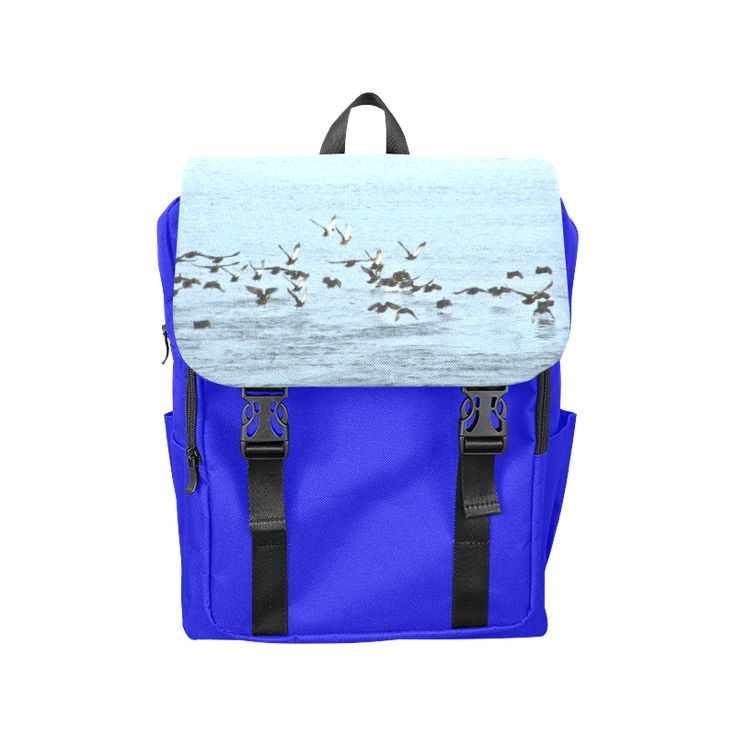 Flock Off Casual Shoulders Backpack (Model 1623)