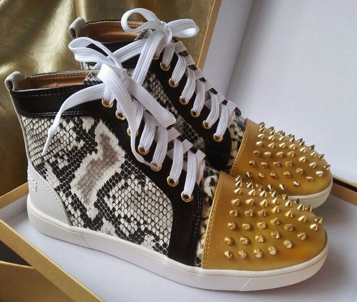 high quality replica christian louboutin sneakers