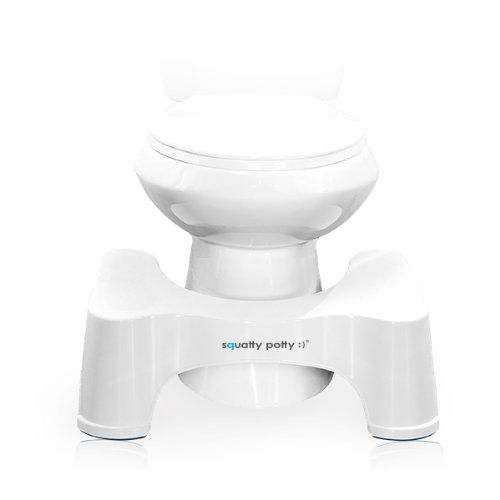 Squatty Potty® Toilet Stool, 7 Inch- The Original - Made in U.S.A. - http://darrenblogs.com/2015/10/squatty-potty-toilet-stool-7-inch-the-original-made-in-u-s-a/